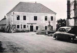 Ältestes Gebäude von Mittelberg